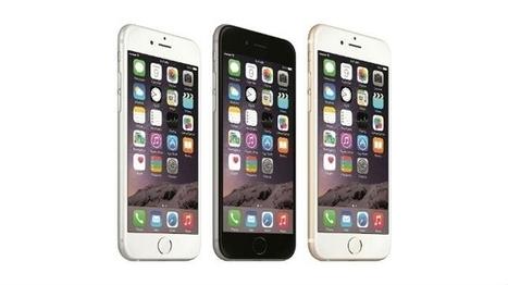 ¿Cómo son los nuevos iPhone 6S y iPhone 6S plus?   Vero Ponce   Scoop.it