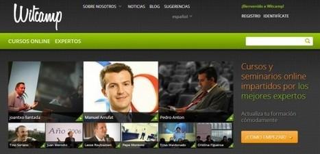 Witcamp, una nueva plataforma de formación continua en Internet | Las TIC y la Educación | Scoop.it
