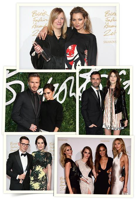 La soirée des British Fashion Awards 2014 - VOGUE.fr | Fashion | Scoop.it