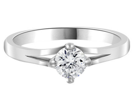 SR1021 GIA Certified Solitaire Diamond Ring | Engagement Rings Dublin | Scoop.it