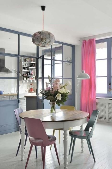 Table ronde ou table rectangulaire? – Cocon de décoration: le blog | Décoration | Scoop.it