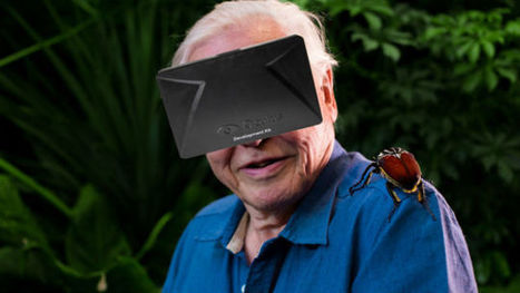 Voice Of Planet Earth Making A Nature Documentary For The Oculus Rift | Transmedia Landscapes | Scoop.it