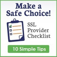 How to Choose the Right and Best SSL Certificate Provider - 10 Easy Tips from TheSSLStore™ | How to Grow Your Business Online | Scoop.it
