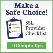 The 10 Most Significant Tips to Choose the Best SSL Provider - TheSSLstore | SSL Education | Scoop.it