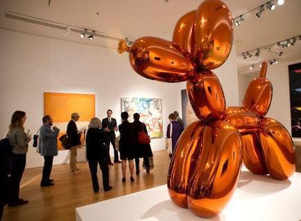 Se abren subastas de otoño en Nueva York con expectativas de ... | Mercado del Arte | Scoop.it