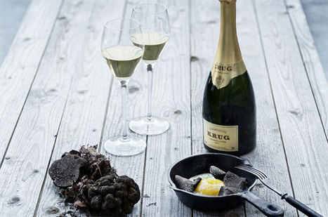 Krug plans next move to 'kill the flute' | Gastronomy & Wines | Scoop.it