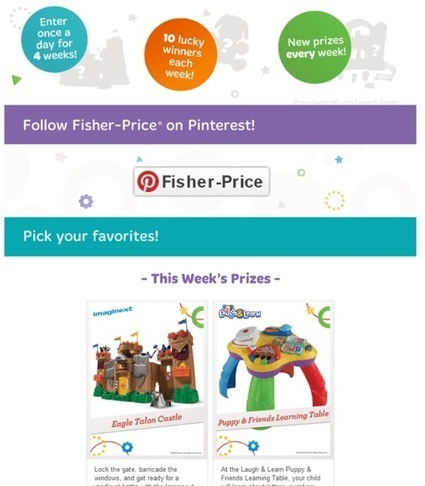 How to Win With Pinterest Contests : Social Media Examiner | Social Media Latest Trends | Scoop.it