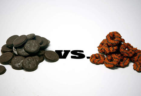 Thin Mints vs. Samoas: Which Girl Scout Cookie Is the Most Delicious? | Urban eating | Scoop.it