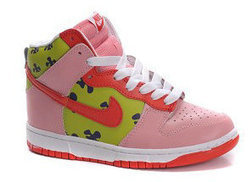 Nike Dunk Patrick Star Sneakers Pink Green Patrick Star nike dunks /Patrick Star shoes | Spongebob Nike Dunks | Scoop.it