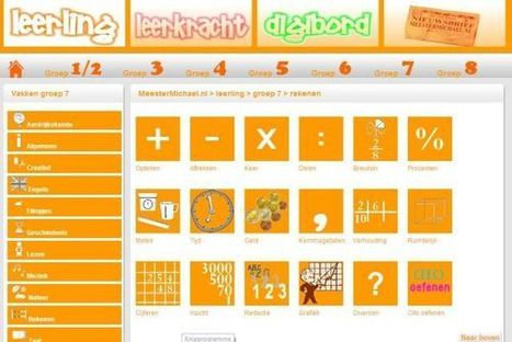 Meestermichael.nl biedt materiaal bij jouw methodes | ICT Nieuws | Scoop.it