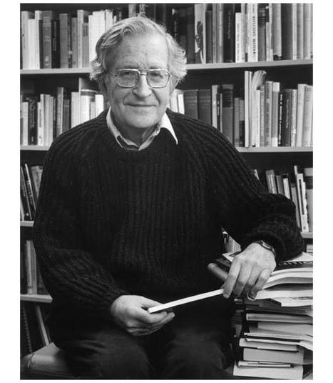 Noam Chomsky to Speak at Occupy Boston | #OccupyWallstreet | Scoop.it