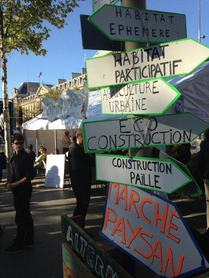 Plus de 40 000 personnes à la découverte du village des alternatives à Paris   Innovation sociale   Scoop.it