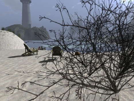 Nordic Sand in Second Life | Destination guide to SL hot spots | Scoop.it