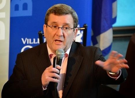 Swing la bacaisse dans l'fond d'la boîte à bois: TF1 t'as-tu mangé trop de bleuets coudonc ? Québec pays des caribous ? | 100% sirop d'érable & Live from France | Scoop.it