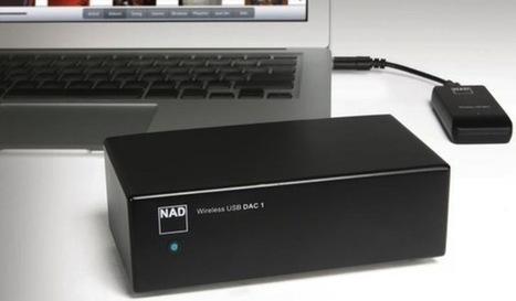 [Test] DAC audiophile sans fil NAD DAC 1 : prêt pour le multiroom | ON-TopAudio | Scoop.it