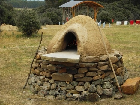Time to Survive, Time to Build a Cob Oven | ApocalypseSurvival | Scoop.it