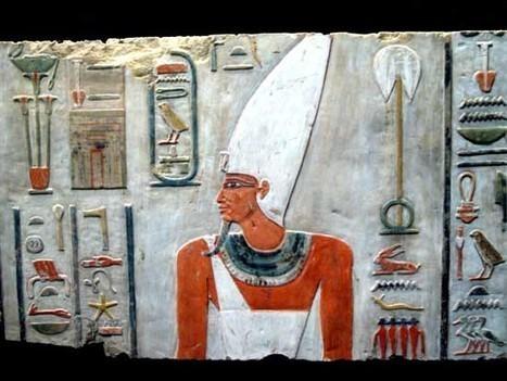 Elba -Centro de Estudios Artísticos.  CURSO:   La Edad de oro del Egipto antiguo: El Reino Medio | Centro de Estudios Artísticos Elba | Scoop.it