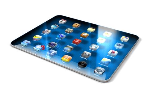 Les contours de l'iPad 3 se dessinent pour 2012 | ipad Pro | Scoop.it