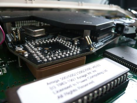 [Obligement] Test de l'ACA 630 | Amiga | Scoop.it