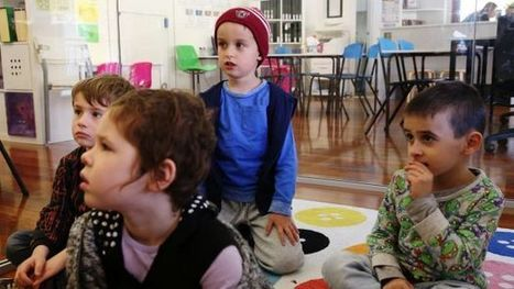 Is pre-kindy bootcamp right for three-year-olds? | DHSchildstudies | Scoop.it