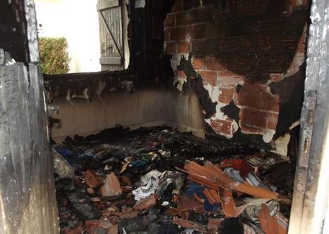 Une maison incendiée, peut-être par des cambrioleurs | N°1 de la vente d'alarme sur internet | Scoop.it