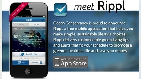 Start your own Rippl Effect | The Blog Aquatic | All about water, the oceans, environmental issues | Scoop.it