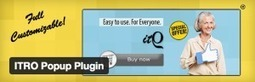 ITRO Popup Plugin - Display a Popup to Your WP Site Free Download | Wordpress | Scoop.it