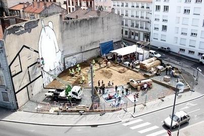 Le tour de France de jeunes architectes, pour une fabrique citoyenne de la ville | Immobilier | Scoop.it