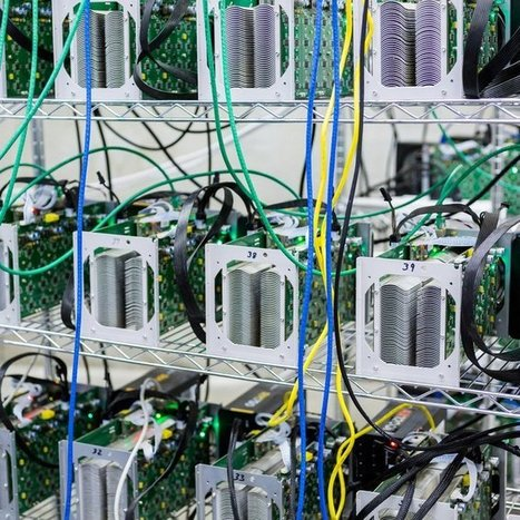 Mining Bitcoin Is Big Business - The Economist - CryptoCoinsNews | bitcoin business | Scoop.it