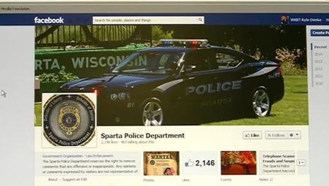 Area police, firefighters use social media to connect with community - WKBT La Crosse | Social Media Measurement | Scoop.it