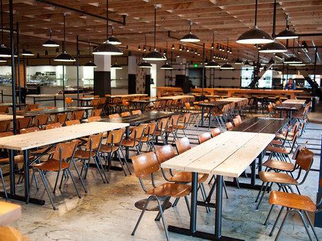 Facebook's Cafeteria, a translation of it's corporate culture? | Google, un modèle d'entreprise à suivre ? | Scoop.it