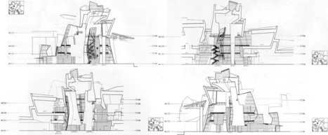 AD Classics: The Guggenheim Museum Bilbao / Frank Gehry | The Architecture of the City | Scoop.it