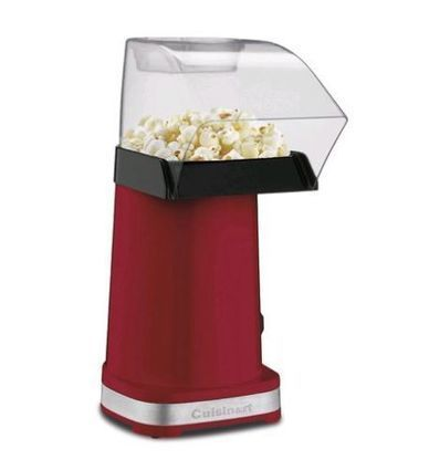 EasyPop Hot Air Popcorn Maker In Under 3 Minutes Butter Warm Tray No Oil DW Safe | Home and Business | Scoop.it