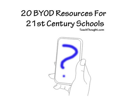 20 BYOD Resources For The 21st Century Schools | Special Educator Technology | Scoop.it
