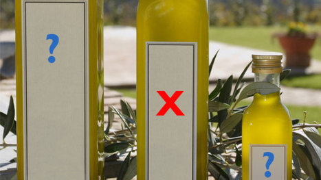 The Most (and Least) Fake Extra Virgin Olive Oil Brands | Cool Mediterranean | Scoop.it