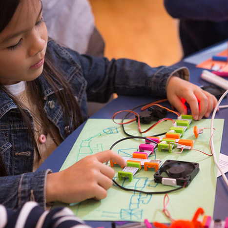 Why It's Critical for the Next Gen to Be Tech Creators Not Consumers | innovation in learning | Scoop.it