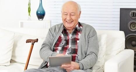 Silver économie : Quand le « mieux vieillir » ouvre un marché !   Services numériques urbains   Scoop.it