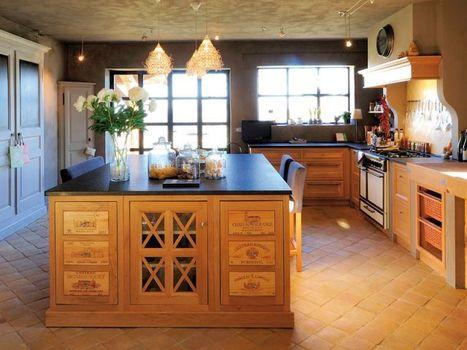 Comment fabriquer ilot central - Comment faire un ilot central cuisine ...