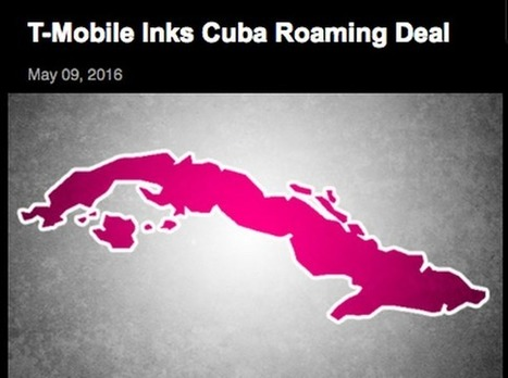 T-Mobile offers roaming and cheap calls to Cuba | Cheap Wireless Phone Plans | Scoop.it
