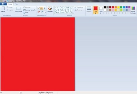 Como Crear una Grafica para Pinterest con PowerPoint | Social Media | Scoop.it