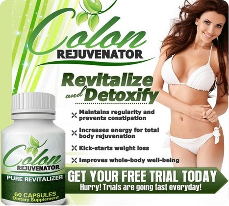 Colon Rejuvenator Review – Clean Your Body And Lose Weight Naturally! | Nicolarnes | Scoop.it
