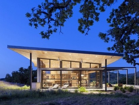 Caterpillar House by Feldman Architecture | sustainable architecture | Scoop.it