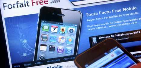 Free Mobile : 1er de la classe côté prix, cancre sur la qualité de l'internet | Telecom et applications mobiles | Scoop.it