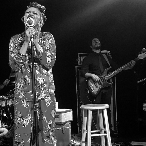 Andra Day Makes Strong Connections Through the Power of Great Music - Mocha Man Style | Men's Fashion | Scoop.it