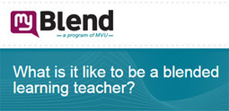 Key Questions for Design of a Blended Learning Tapestry | Online Research | Scoop.it