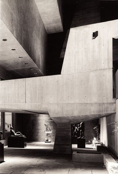 Brutalist Wonders or Blunders? Architecture by Marcel Breuer | Mid-Century Modern Architects and Architecture | Scoop.it