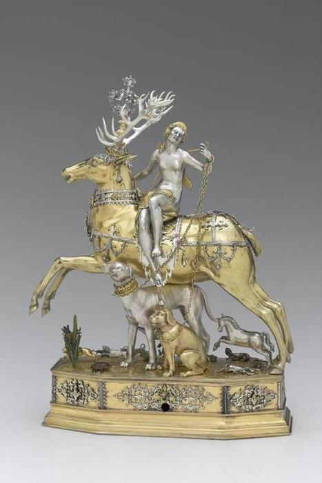 'Diana and Stag Automaton' at the MFA - Boston Globe | Heron | Scoop.it