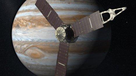 L'Echo | Juno arrive dans l'orbite de Jupiter Une sonde de la Nasa avec un petit accent liégeois | L'actualité de l'Université de Liège (ULg) | Scoop.it
