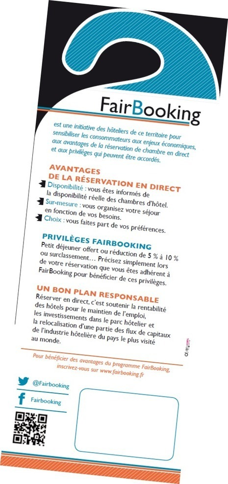 Le Club Hôtelier de Nantes lance FairBooking - HR-Infos | Tourisme Durable, écotourisme et tourisme vert | Scoop.it