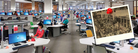 Colleges Transform Off-Campus Sites into High-Tech Spaces | Learning Spaces and the Physical Environment | Scoop.it